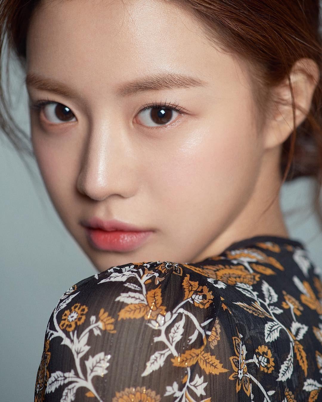 고윤정さん(goyounjung) • Instagram写真と動画 アジアの化粧チュートリアル, コリアン