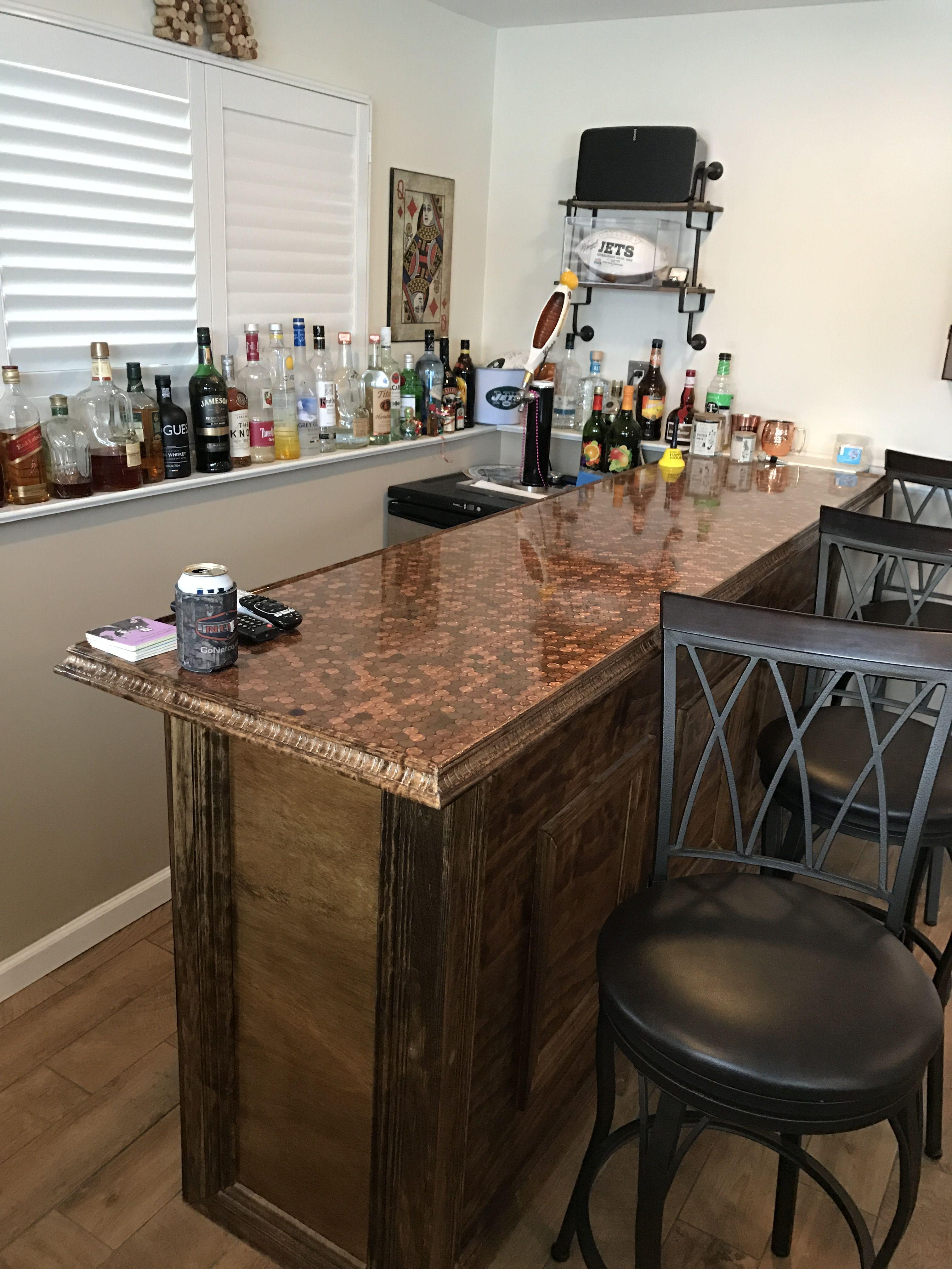My Penny Top Bar Stuff Corner Desk Desk Kitchen Island