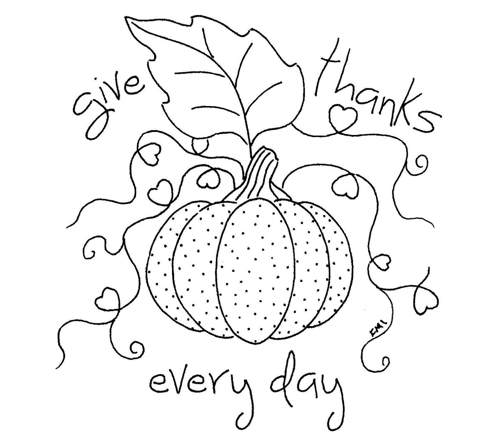 It is the time of year to focus on giving thanks but why do we give thanks pumpkin fall embroidery primitive embroidery patterns bankloansurffo Gallery