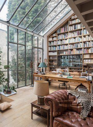 Photo of Actor David Harbour's New York Loft Apartment — THE NORDROOM