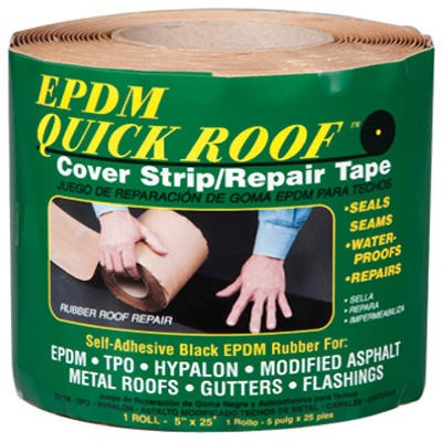 Quick Roof Brqr525 Cover Strip 5 X 25 Roof Covering
