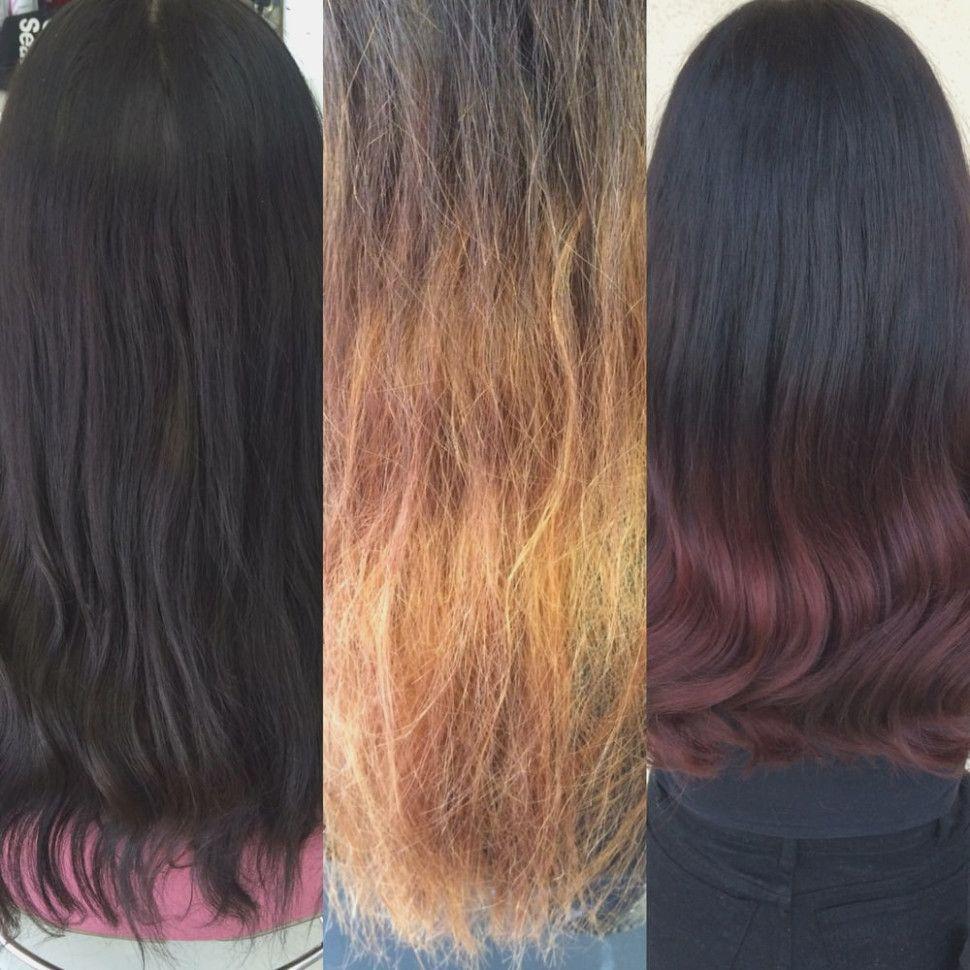 Color Correction Removing Black Box Hair Dye 231785 Hairstyle Models Black Box Color In 2020 Hair Dye Removal Model Hair Box Hair Dye