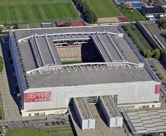 DГјГџeldorf FuГџballstadion