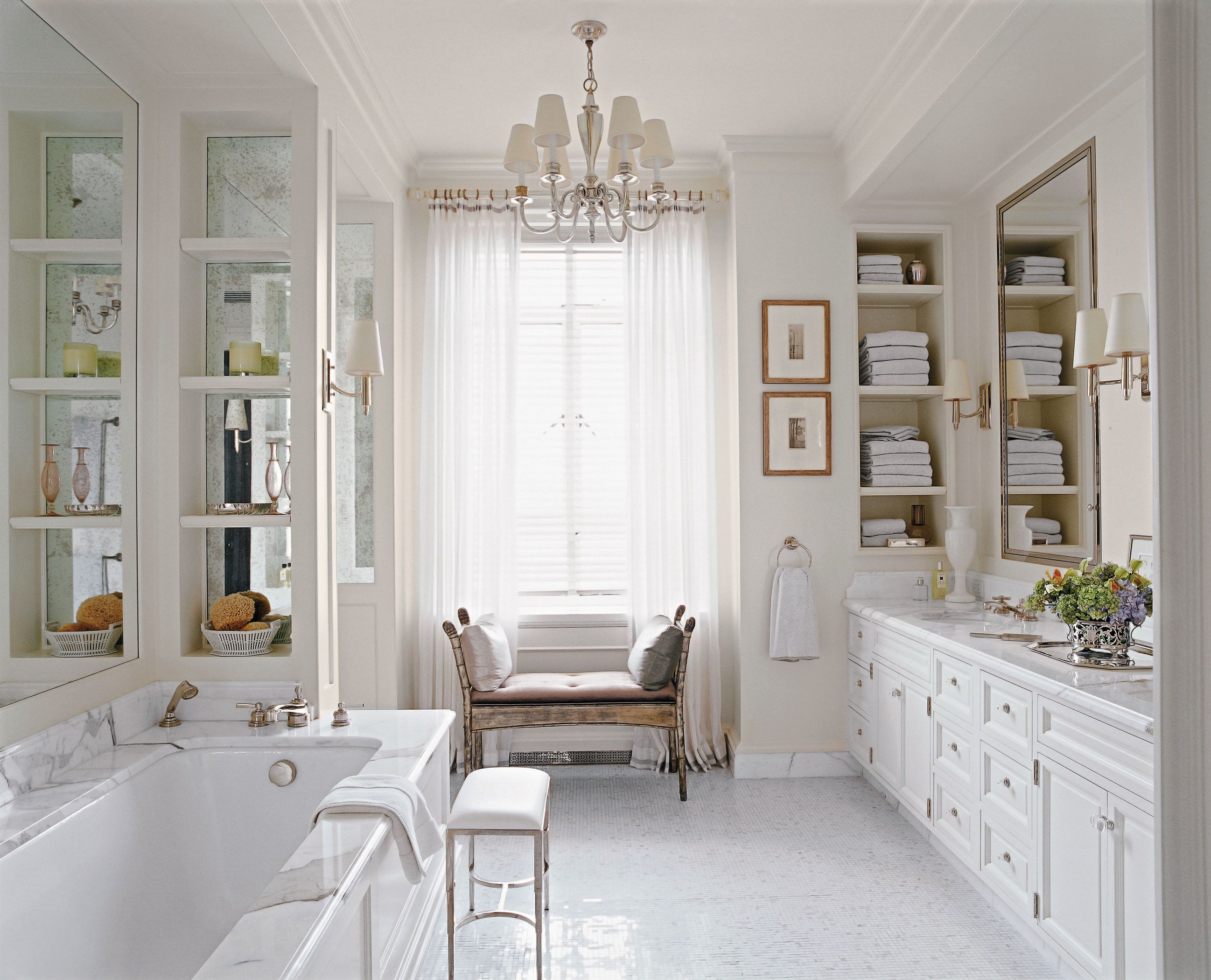 Our Favorite White Rooms From Ad100 Designers With Images