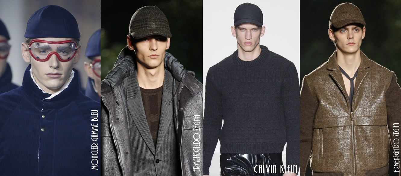 Men s hats and scarves Trends Autumn Winter 2015-2016-2 0fadf358bc7