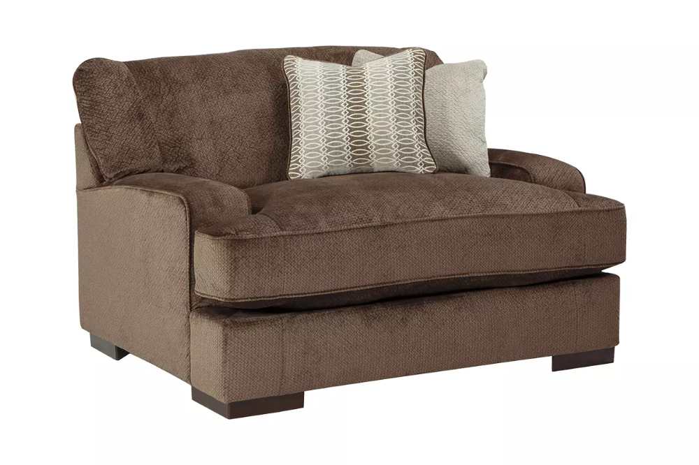Fielding Oversized Chair Ashley Furniture Homestore In 2020 Oversized Chair And Ottoman Chair And A Half Chair