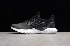 51c42c0846520 Mens Adidas Alphabounce Beyond Black White CP8828 Running Shoes ...