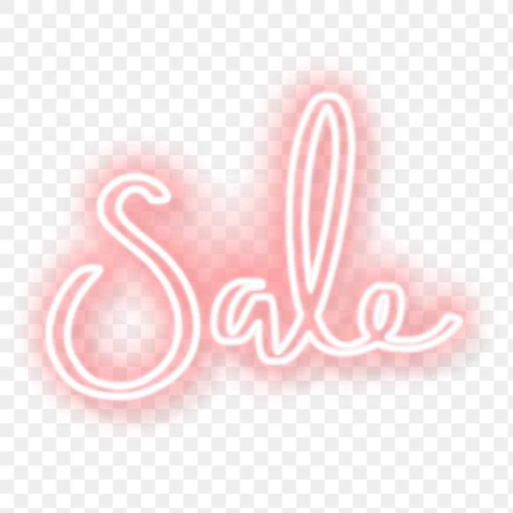 Download Free Png Of Pink Sale Neon Sign Transparent Png By Aew About Sale Png Neon Alphabets And Present 2094116 Neon Signs Neon Typography Pink Sale