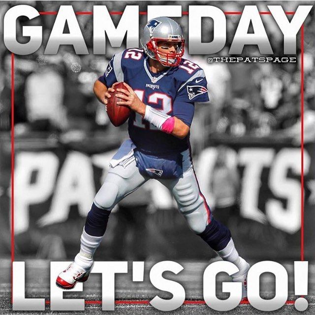 Double Tap If You Re Pumped For Gameday Pc Thepatspage Patriots Superbowl Sports Magazine Patriots Superbowl Party