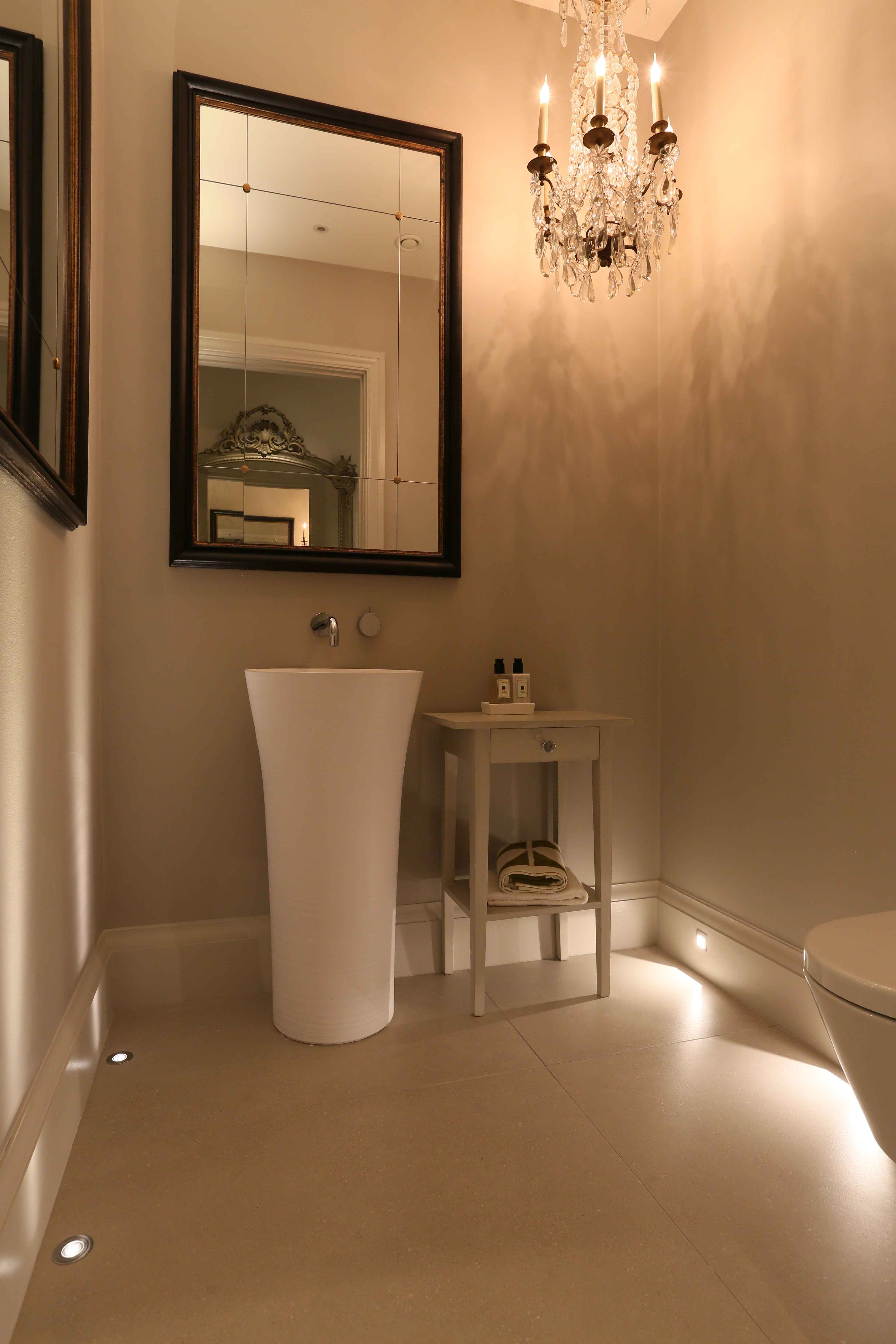 Lighting Design Bathroom Cloakroom Lighting Design John Cullen Lighting  Bathroom Ideas