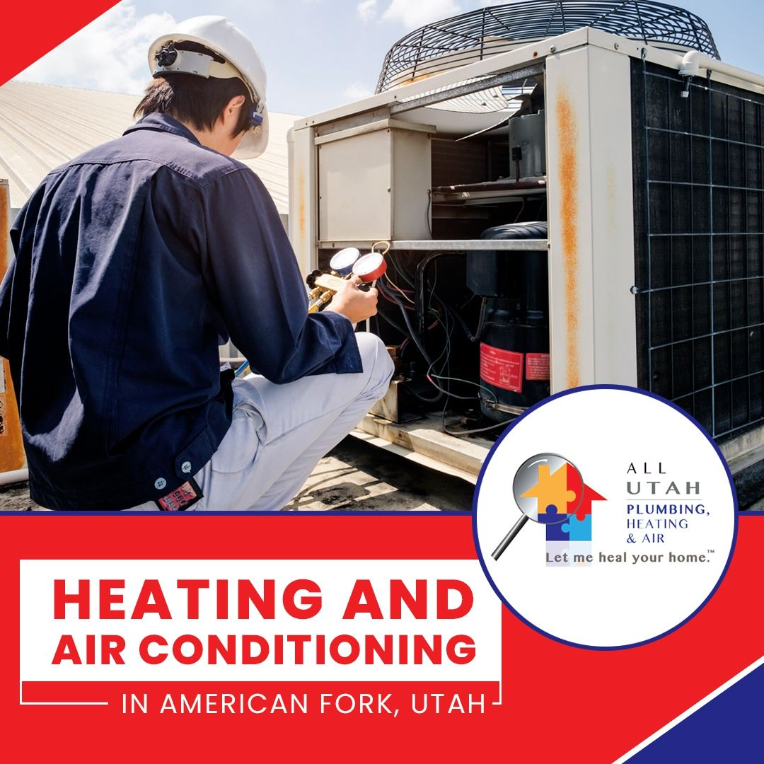 We are committed to providing heating and air conditioning