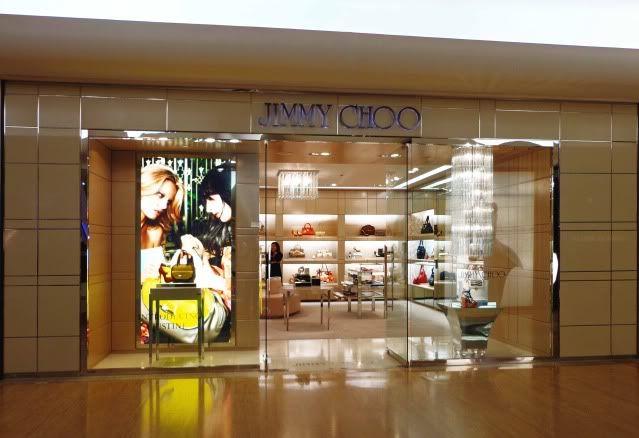 7fc9718e94d Jimmy Choo Plaza Indonesia, Jakarta | Store Front Property | Jimmy ...