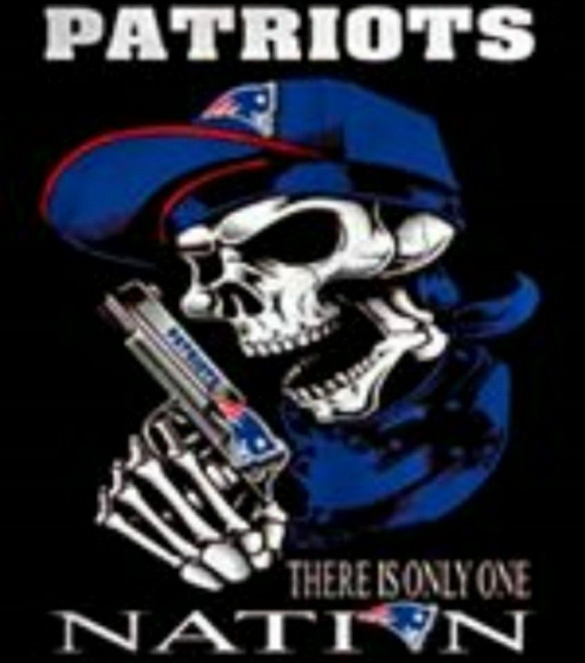 Patriots Nation Patriots Football Team England Patriots