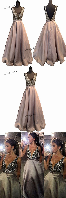 Vestido de formatura longo old pink prom dresses pearl satin