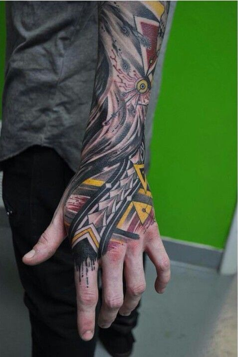 Crown The Empire Brent Taddie S New Tattoo Crown The Empire