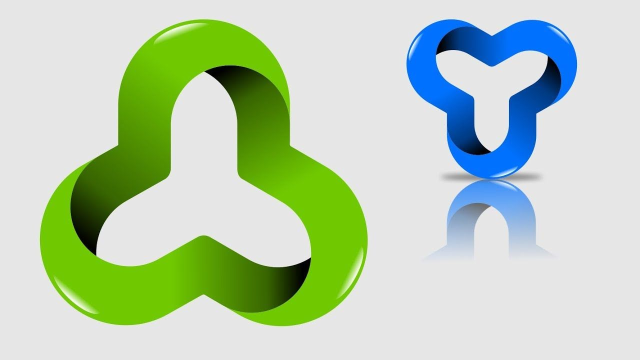 How to make a logo design in coreldraw