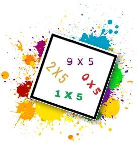 Generateur De Dobble Et Tables De Multipication Dobble Jeux Maths Jeux Ecole