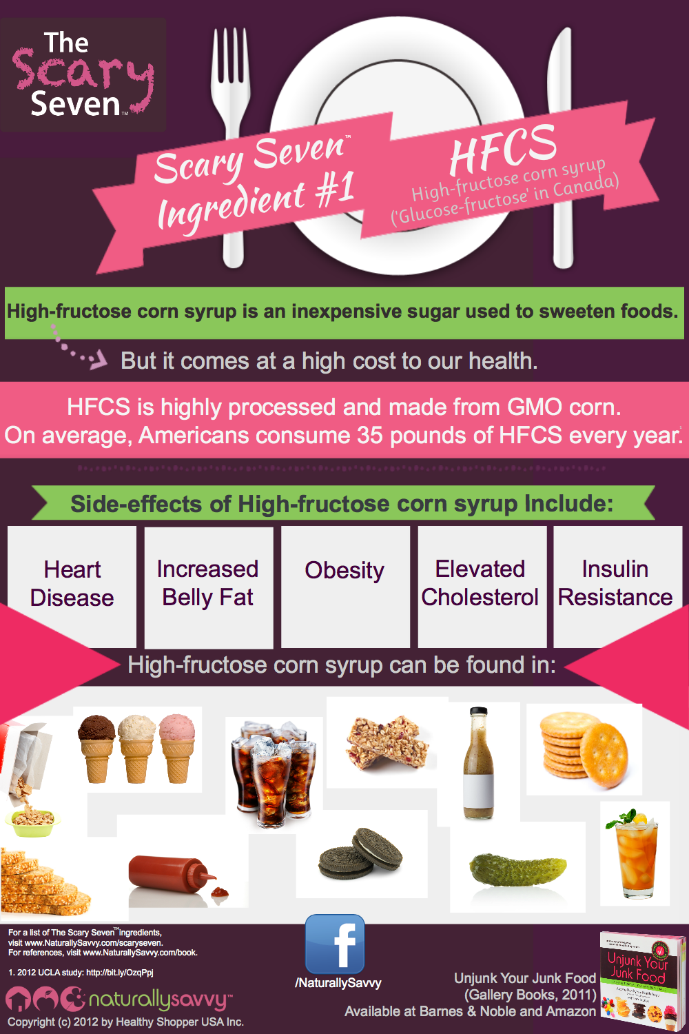 10 Toxins Worse than High Fructose Corn Syrup advise