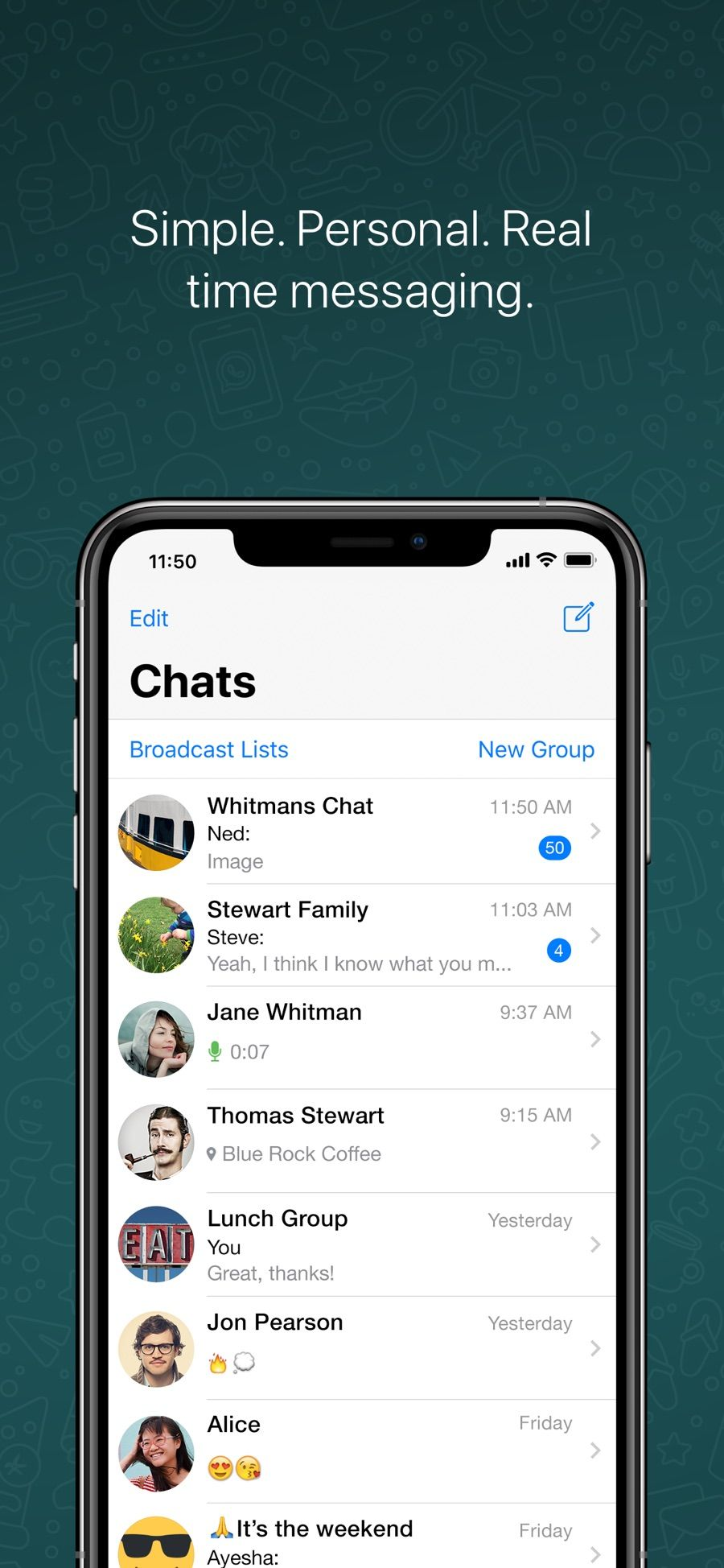 ‎WhatsApp Messenger on the App Store App, Whatsapp