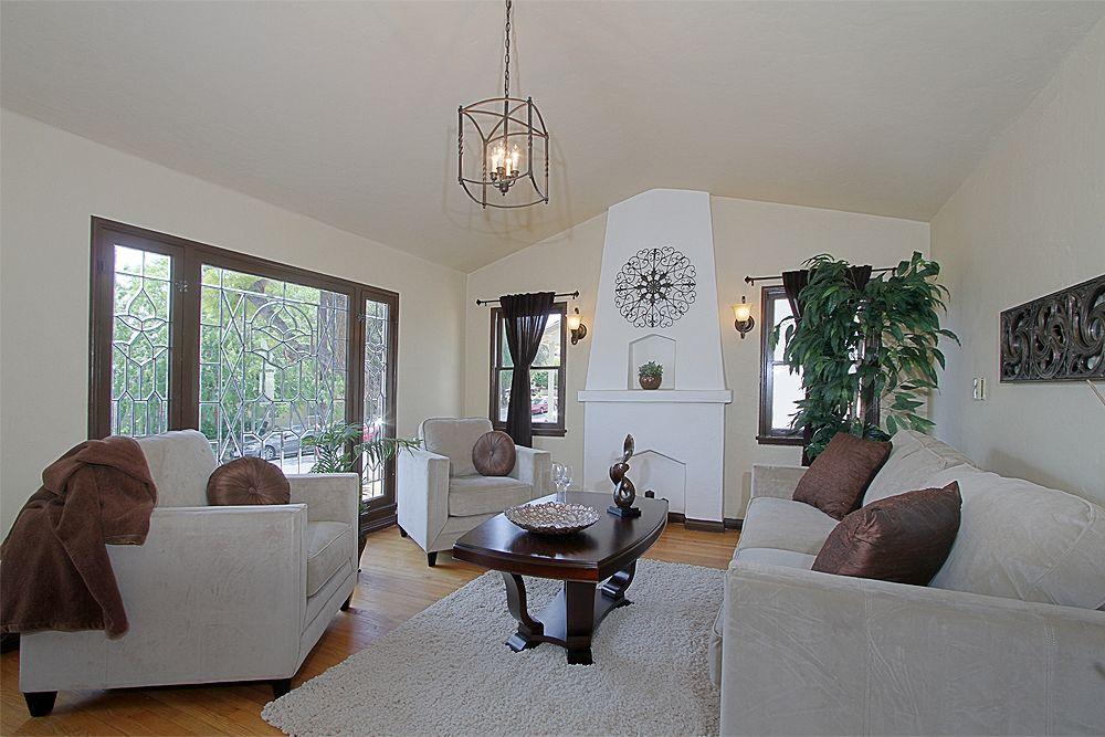 walls bm monroe bisque fireplace bm linen white trim on industrial farmhouse paint colors id=92878