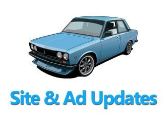 Ad Updates for July 26th 2019 | Datsun for sale, Datsun ...
