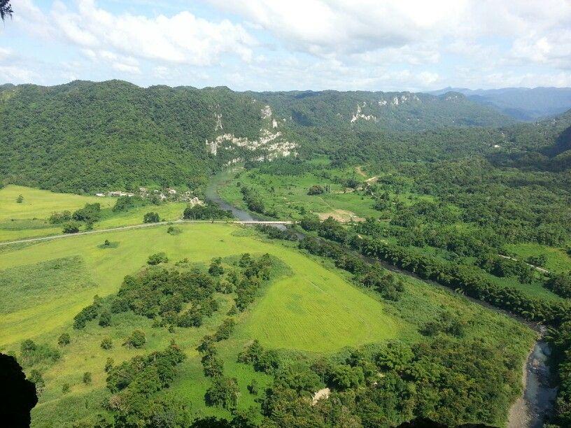 Vista desde La Cueva Ventana