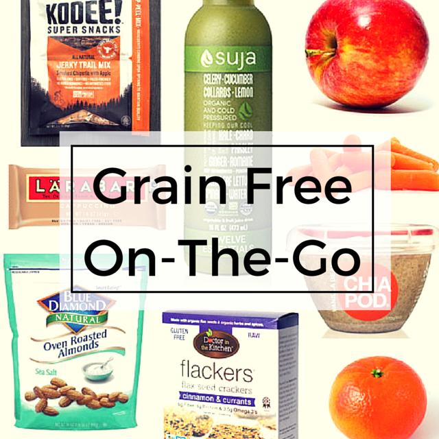 Grain Free on the go #paleo #grainfree