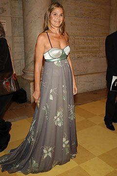 2005 CFDA Awards  Aerin Lauder Zinterhofer, in Proenza Schouler.