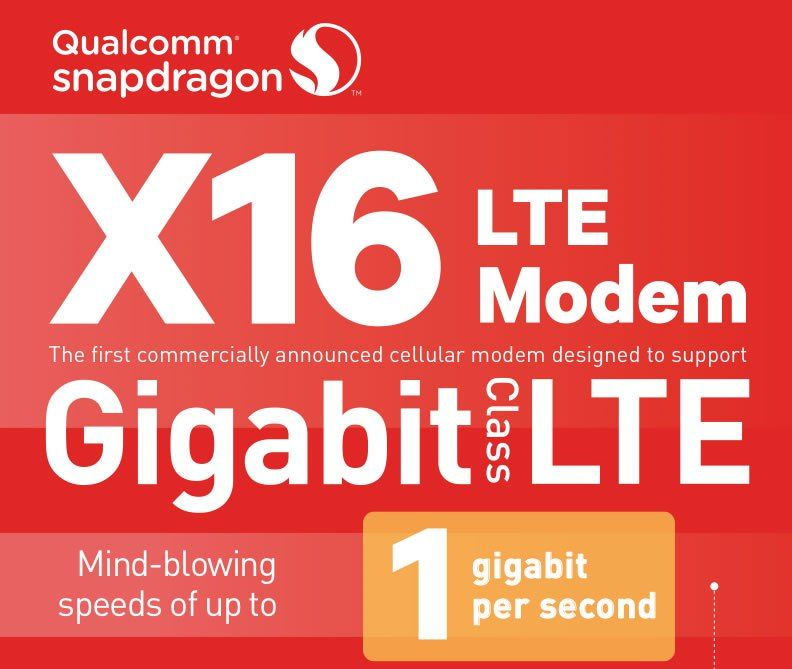 Qualcomm anuncia primer módem LTE de clase Gigabit, de la industria móvil - https://webadictos.com/2016/02/17/qualcomm-primer-modem-lte-de-clase-gigabit/?utm_source=PN&utm_medium=Pinterest&utm_campaign=PN%2Bposts