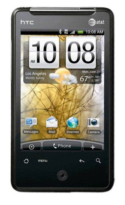HTC Aria A6366 Unlocked Phone with 5MP Camera, GPS, WiFi