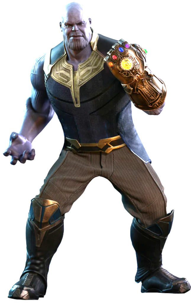 Thanos Sixth Scale Figure by Hot Toys   Thanos marvel ...