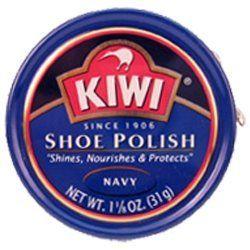 d2902a665779f Kiwi Navy Shoe Polish, 1 - 1/8 oz Kiwi. $2.99 | Shoes - Polishes ...