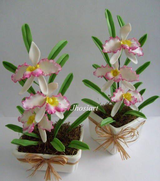 orquidea de biscuit - Pesquisa Google