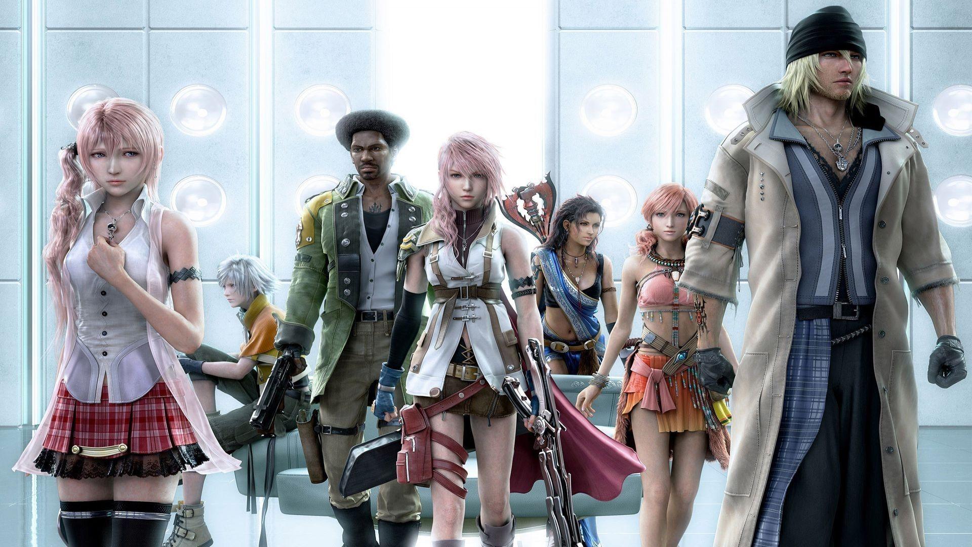 Download Free Final Fantasy 13 Wallpaper 3 Wallpaper Background Hd