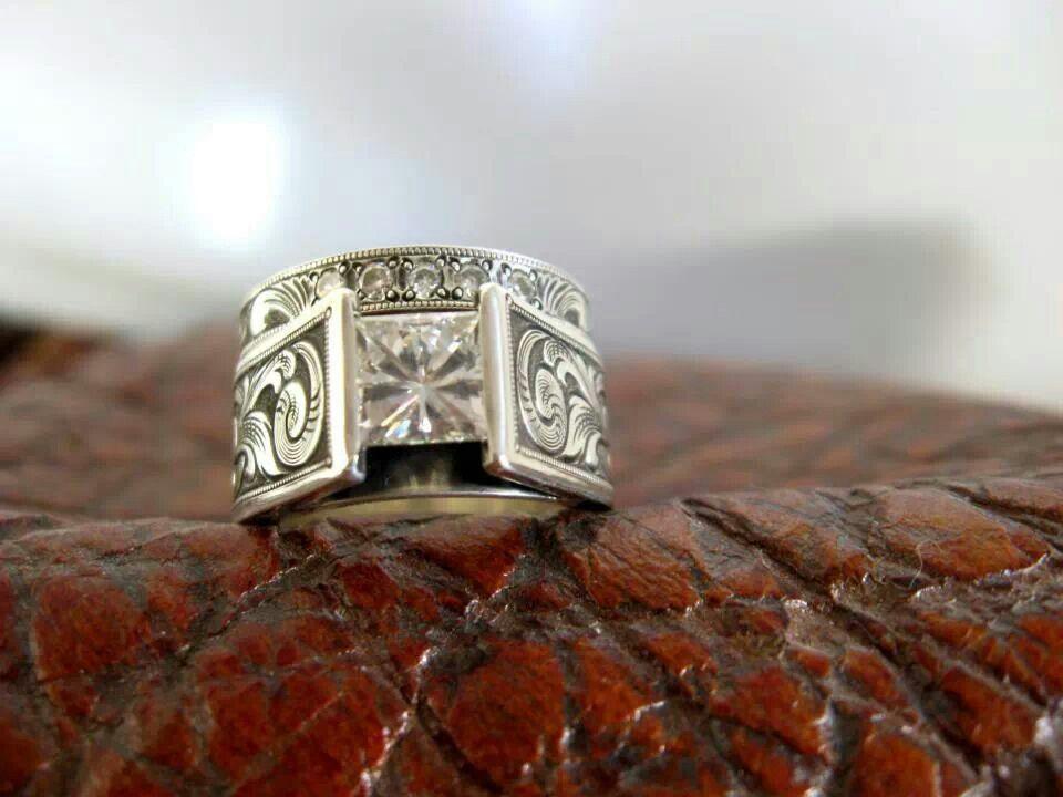 Ohhhh western wedding rings western wedding rings