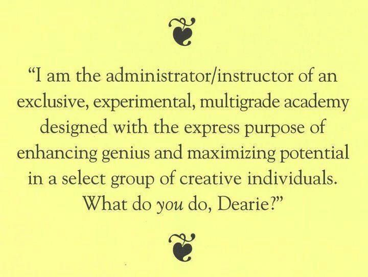 Homeschooling mom\'s job description - LOVE THIS! Except for the last ...