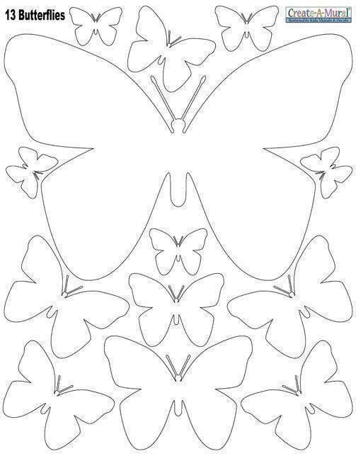 Realmente hermosos resultan estos móviles de mariposas de papel, lucen muy bien en las habitaciones sobre todo de niñas y adolescentes. Hay ...