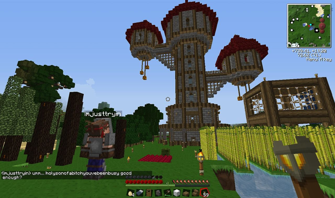 Minecraft Wizard Tower Minecraft Blueprints Minecraft Minecraft Architecture