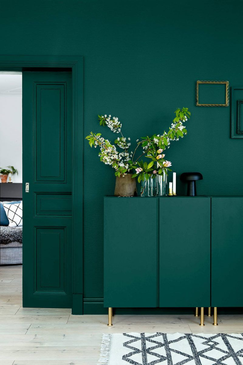 trend 2018 f r wandfabe petrol farbe ist angesagt petrol trends und farben. Black Bedroom Furniture Sets. Home Design Ideas