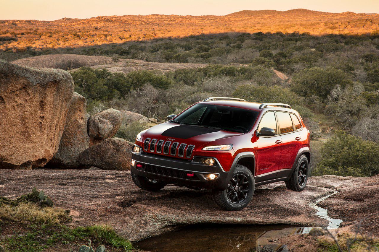 2014 Jeep Cherokee Trailhawk Finally Jeep Does What It Should