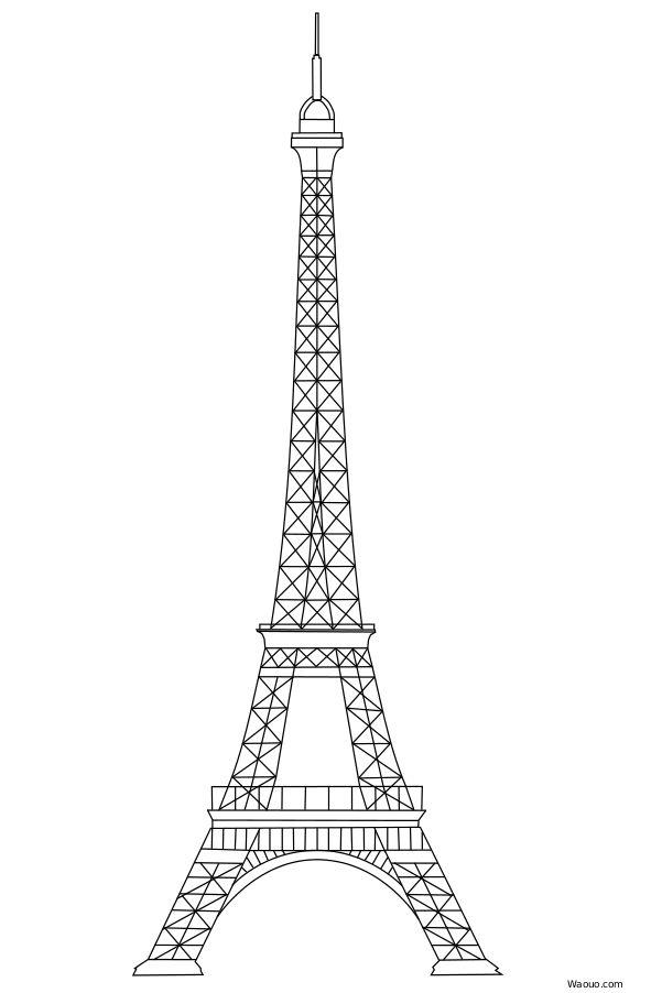 tour-eiffel-dessin