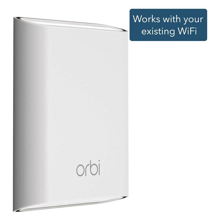 Netgear Orbi Outdoor Wifi Mesh Extender Wifi Extender Wifi Booster Diy Wifi