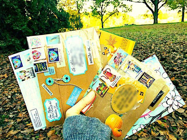 Snail mail pen friends international