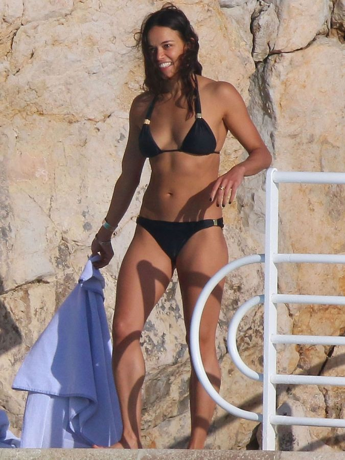 Michelle Rodriguez Bikini Interesante Michelle Rodríguez