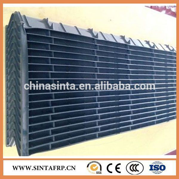 Cooling Tower Drift Eliminator Blade Type With Images Cooling Tower Tower Drifting