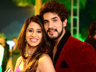 Kishwer and Suyash completes three years together!