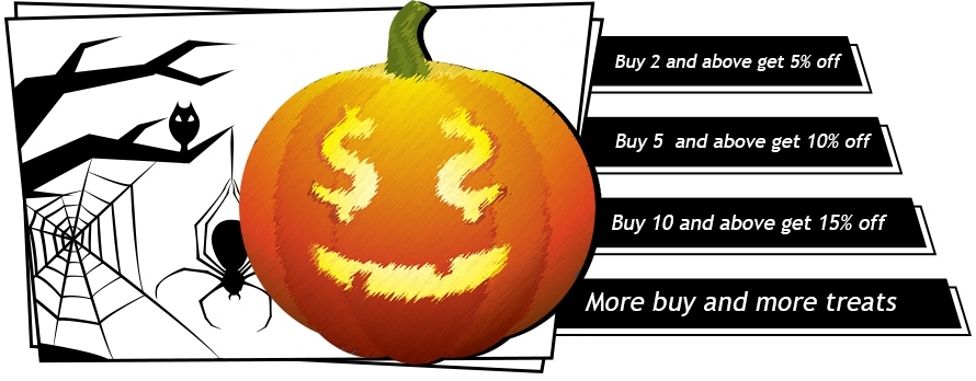 Special Offer: Tier Price, More Buy and More Saving