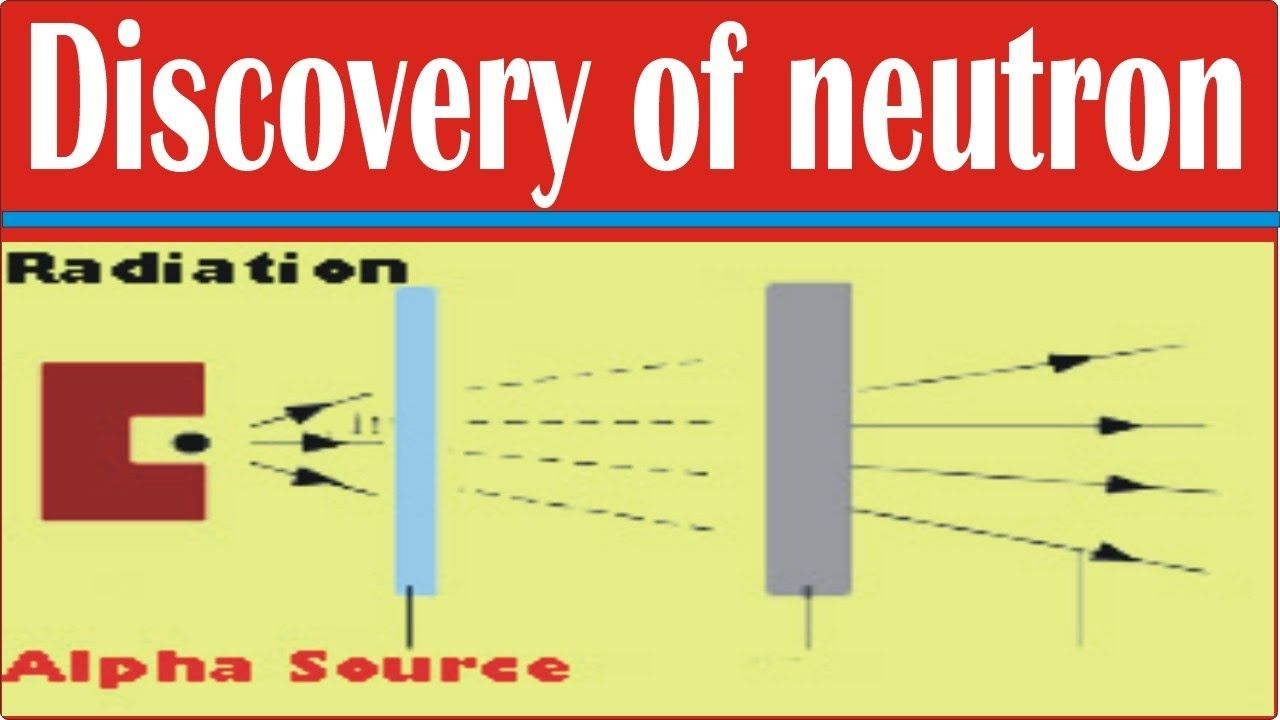 Discovery of neutron in urdu hindi lectrue how to discovery of discovery of neutron in urdu hindi lectrue gamestrikefo Image collections