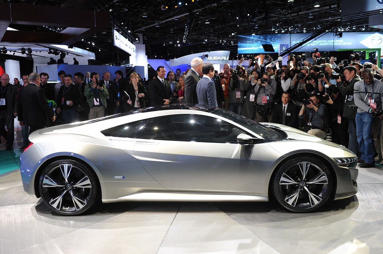 2014 acura nsx release date