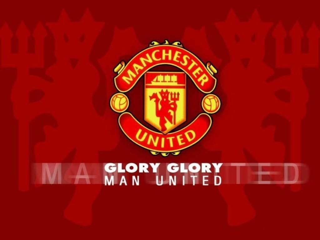 The Banner Of Manchester United Connor S Favorite Football Team The Only Football Team I Manchester United Wallpaper Manchester United Logo Manchester United
